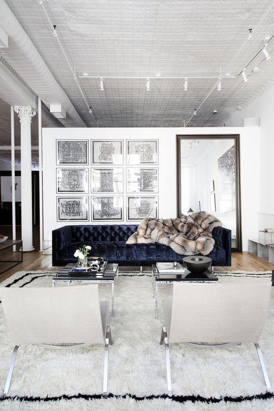 ιδέες διακόσμησης στο ύφος της Νέας Υόρκης (23)