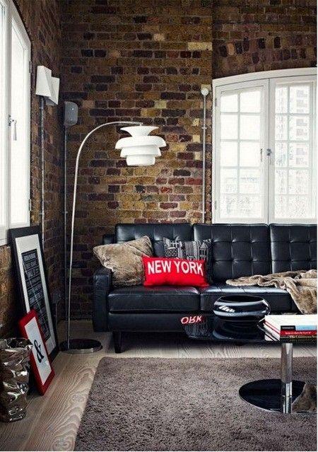 ιδέες διακόσμησης στο ύφος της Νέας Υόρκης (32)