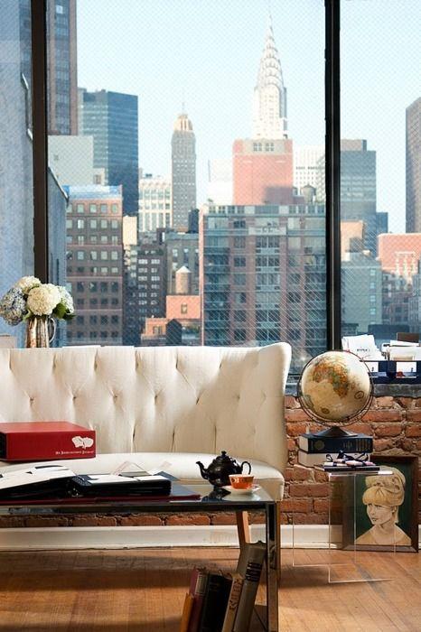 ιδέες διακόσμησης στο ύφος της Νέας Υόρκης (5)