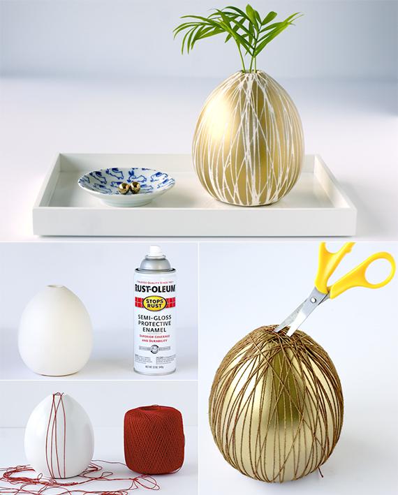 DIY ιδέες με βάζα (12)