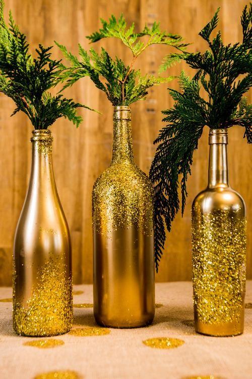 Diy διακόσμηση με μπουκάλια52