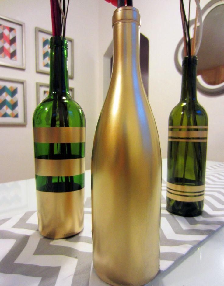 Diy διακόσμηση με μπουκάλια54
