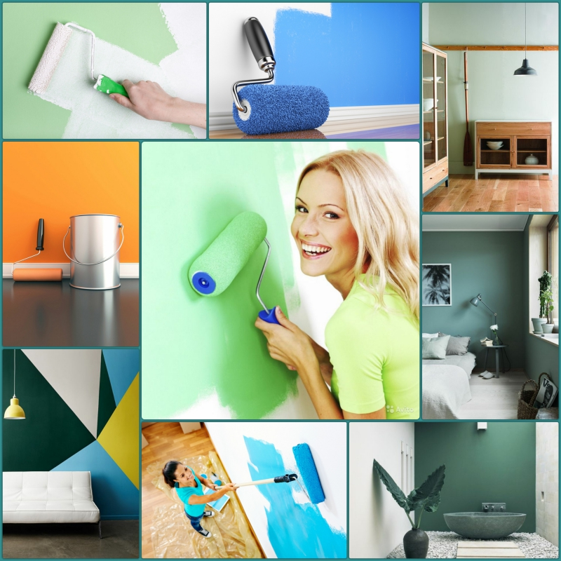 101 παραδείγματα σχεδιασμού χρώματος και δράσης στο χώρο