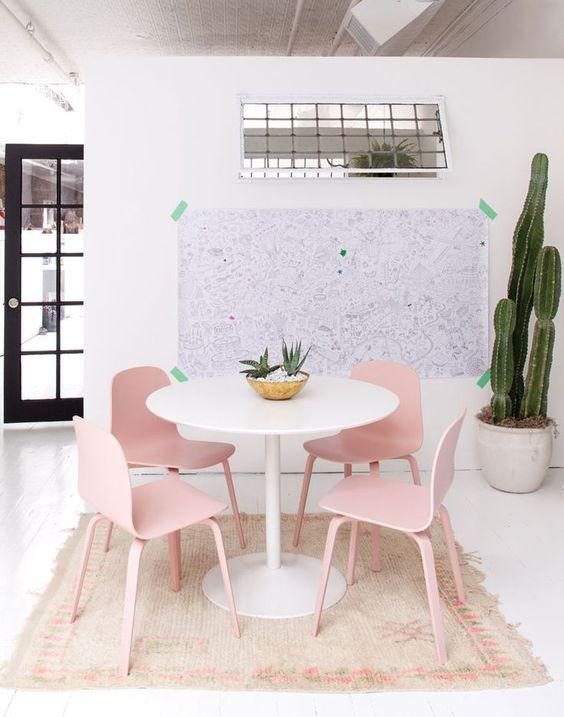 Παστέλ Ιδέες διακόσμησης σπιτιού για την άνοιξη11
