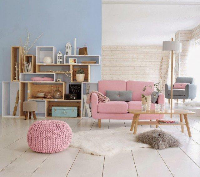 Παστέλ Ιδέες διακόσμησης σπιτιού για την άνοιξη3