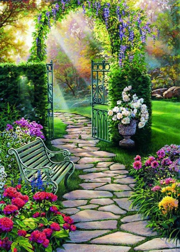 φυτογραφίες για το σχεδιασμό κήπων11