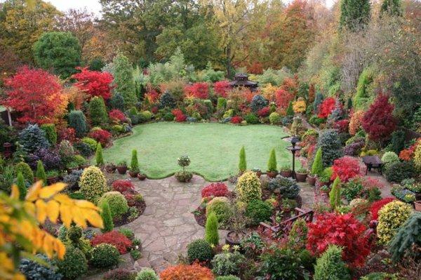 φυτογραφίες για το σχεδιασμό κήπων7