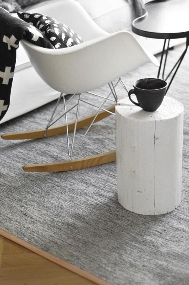 DIY ρουστίκ ιδέες διακόσμησης από θαλασσόξυλα και κούτσουρα32