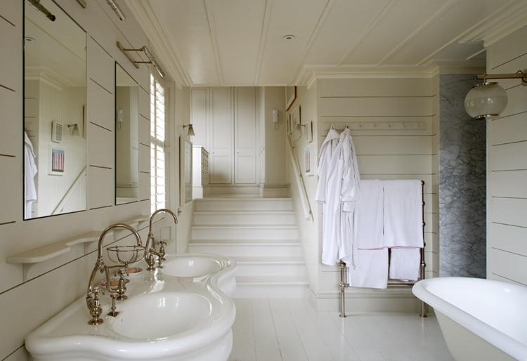 Shabby chic μπάνιο ιδέες22