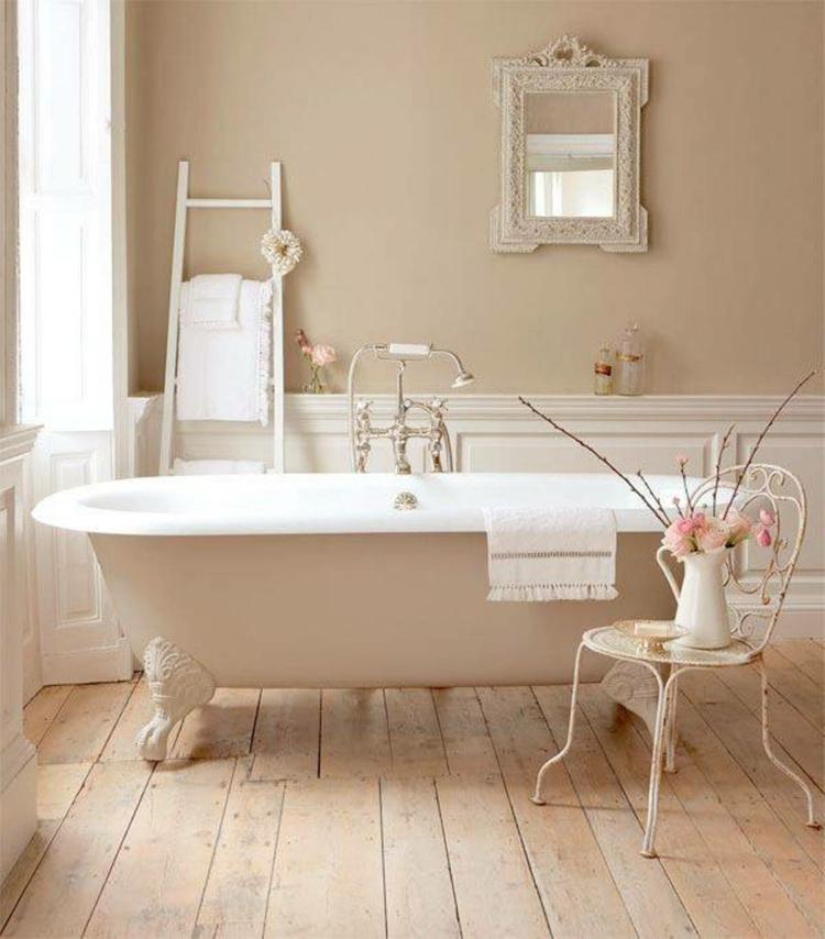Shabby chic μπάνιο ιδέες33