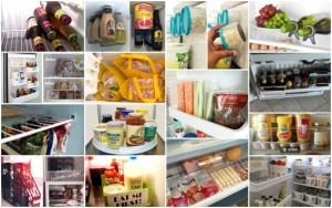 Έξυπνα κολπάκια για το ψυγείο