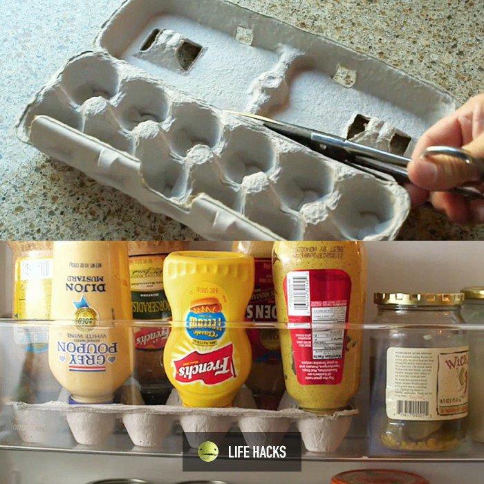Έξυπνα κολπάκια για το ψυγείο11