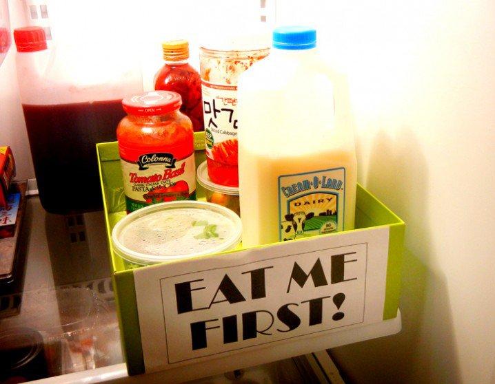Έξυπνα κολπάκια για το ψυγείο12