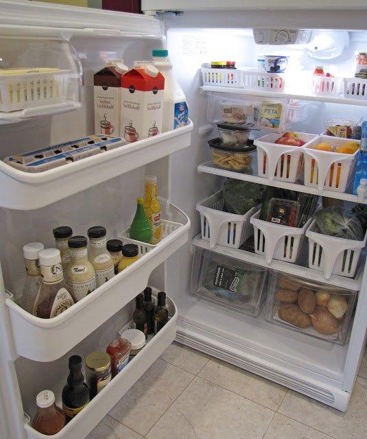 Έξυπνα κολπάκια για το ψυγείο17