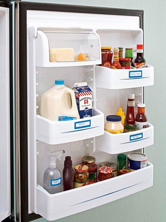 Έξυπνα κολπάκια για το ψυγείο2