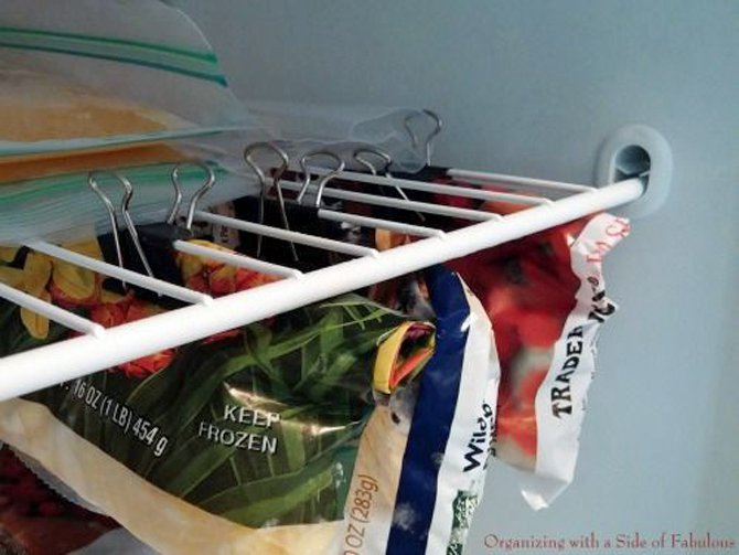 Έξυπνα κολπάκια για το ψυγείο7