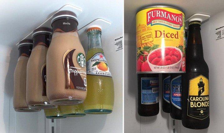Έξυπνα κολπάκια για το ψυγείο9