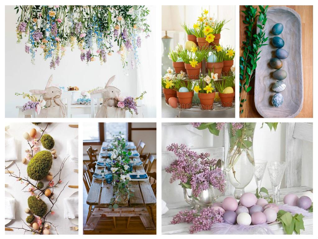58 Εμπνευσμένες ιδέες Πασχαλινής διακόσμησης σε διάφορα στύλ και χρώματα