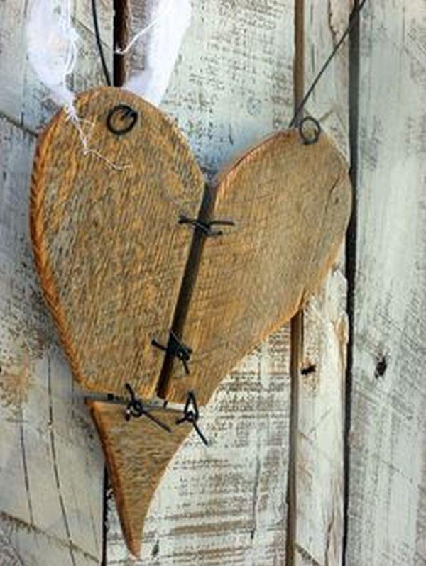 Diy με καρδιές για δημιουργικές διακοσμήσεις13