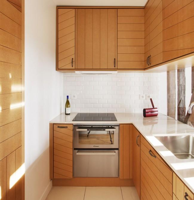 Iδέες σχεδιασμού μικρής κουζίνας1