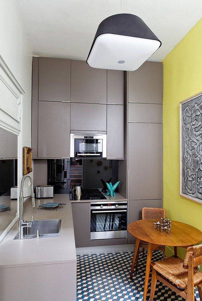 Iδέες σχεδιασμού μικρής κουζίνας13