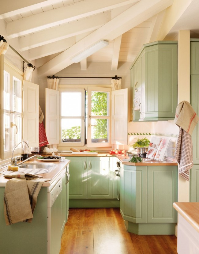 Iδέες σχεδιασμού μικρής κουζίνας16