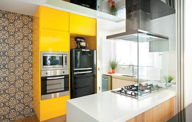 Iδέες σχεδιασμού μικρής κουζίνας2