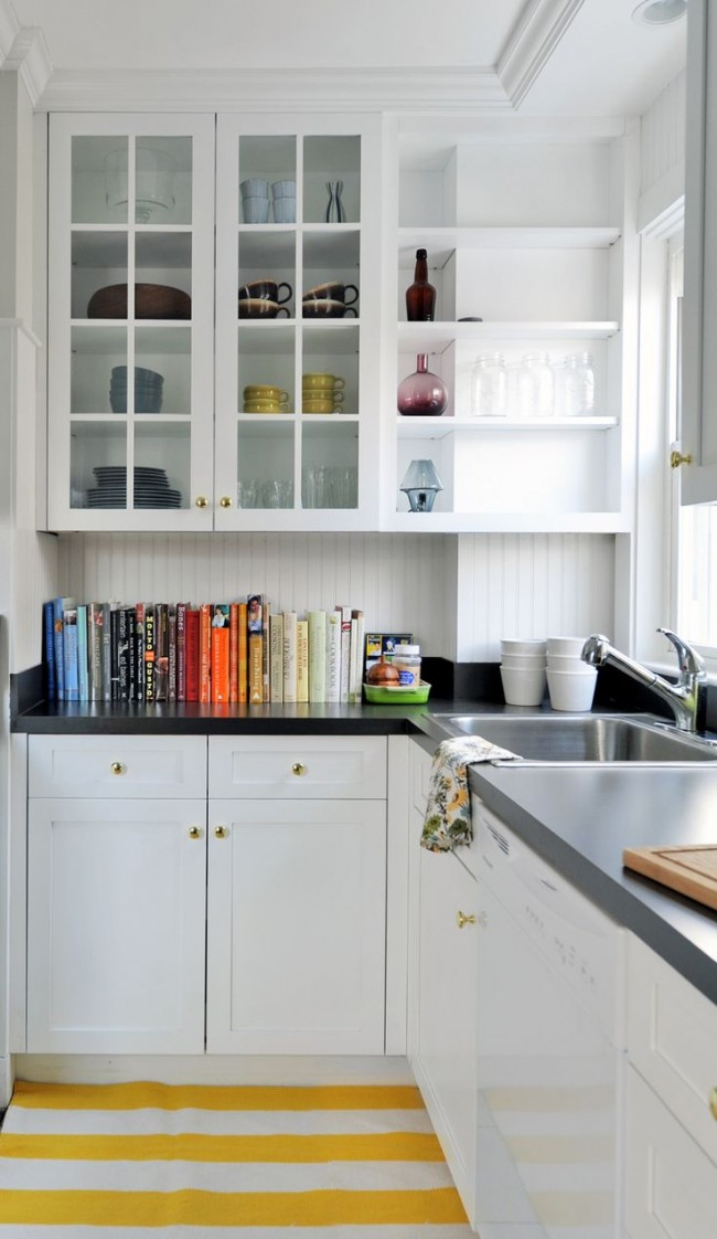 Iδέες σχεδιασμού μικρής κουζίνας23