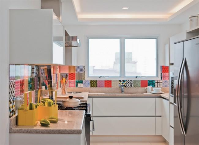 Iδέες σχεδιασμού μικρής κουζίνας25