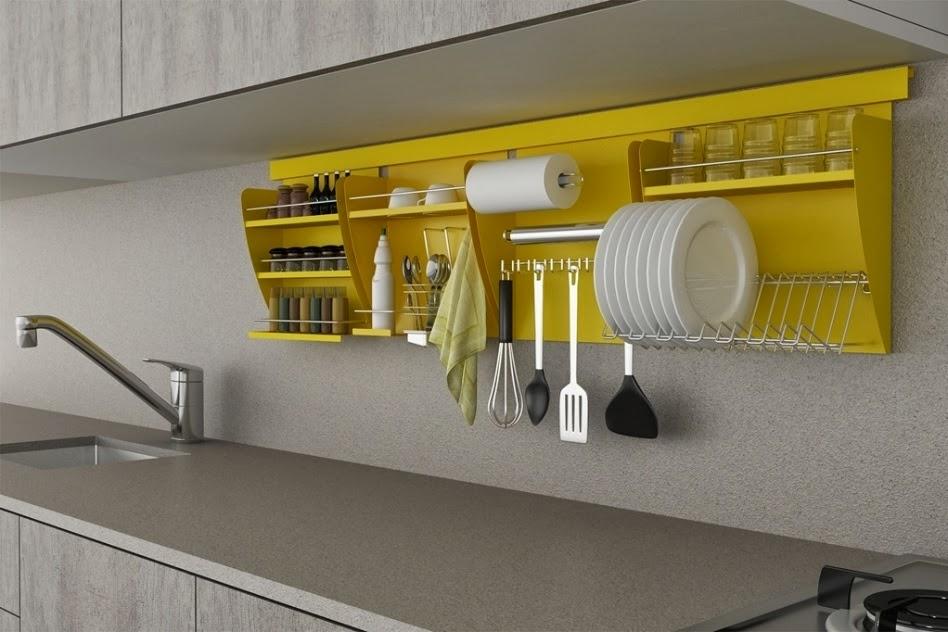 Iδέες σχεδιασμού μικρής κουζίνας28