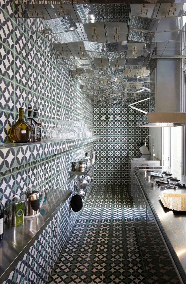 Iδέες σχεδιασμού μικρής κουζίνας3