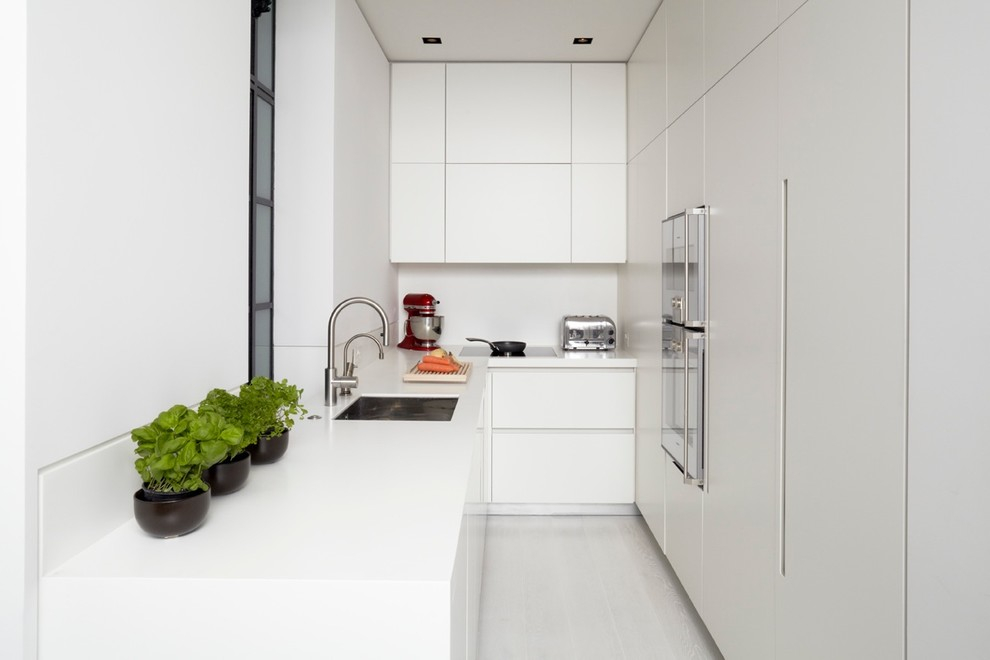 Iδέες σχεδιασμού μικρής κουζίνας30