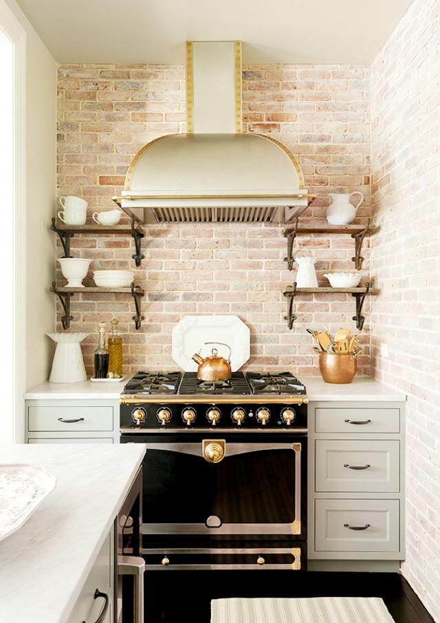 Iδέες σχεδιασμού μικρής κουζίνας31