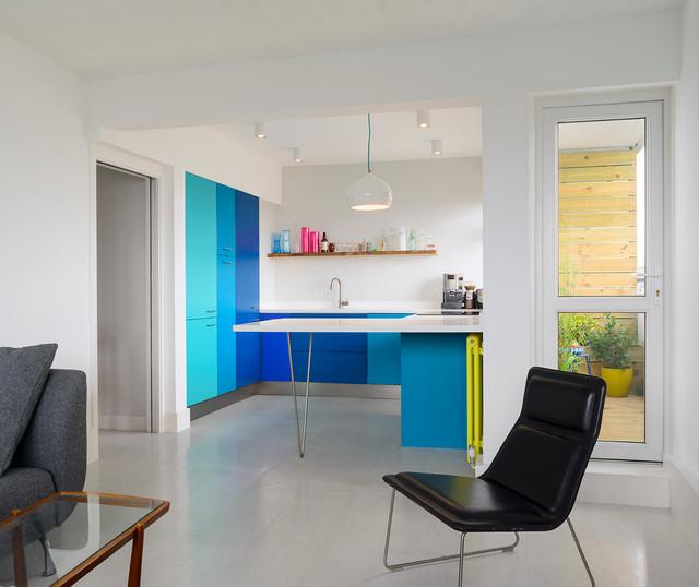 Iδέες σχεδιασμού μικρής κουζίνας32