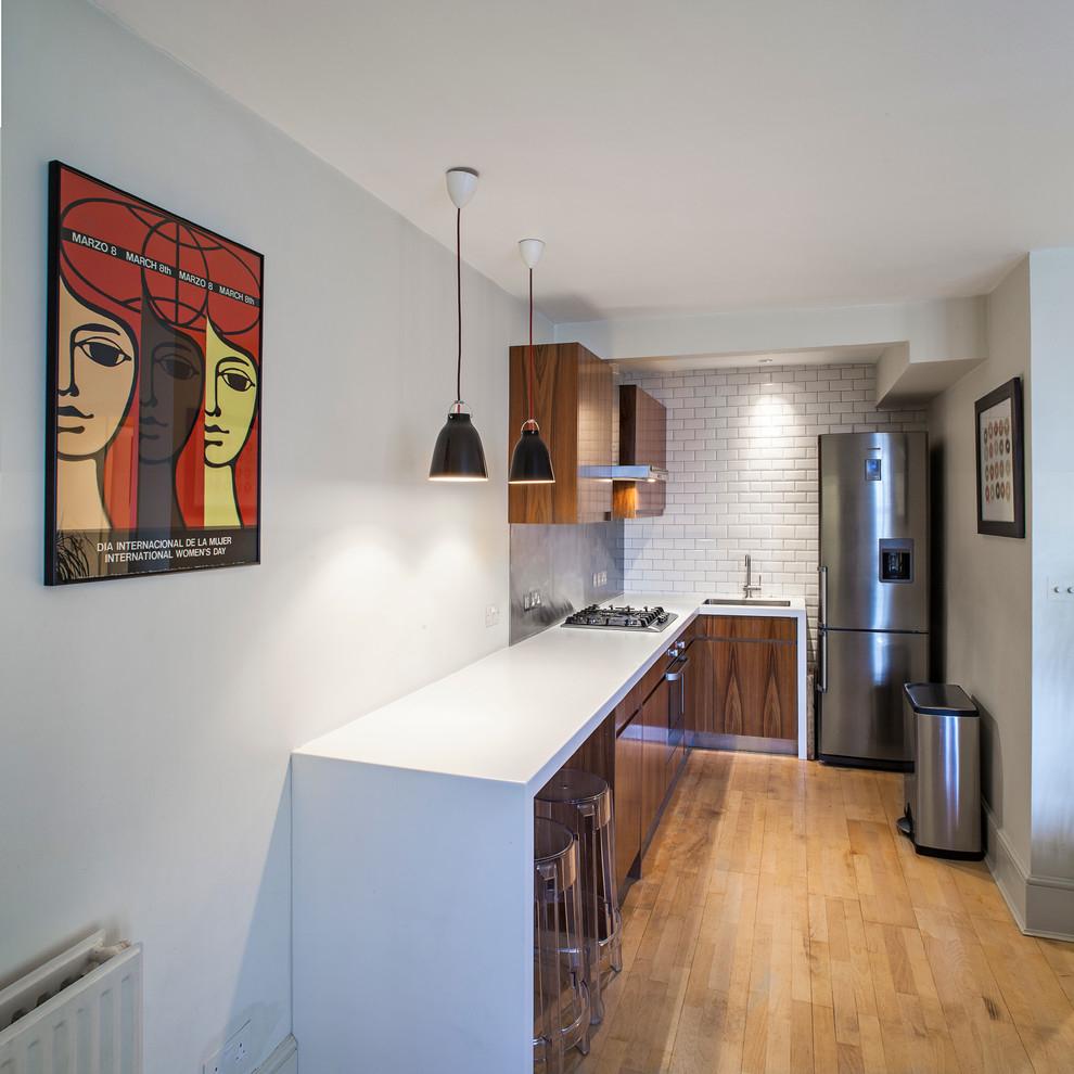 Iδέες σχεδιασμού μικρής κουζίνας34