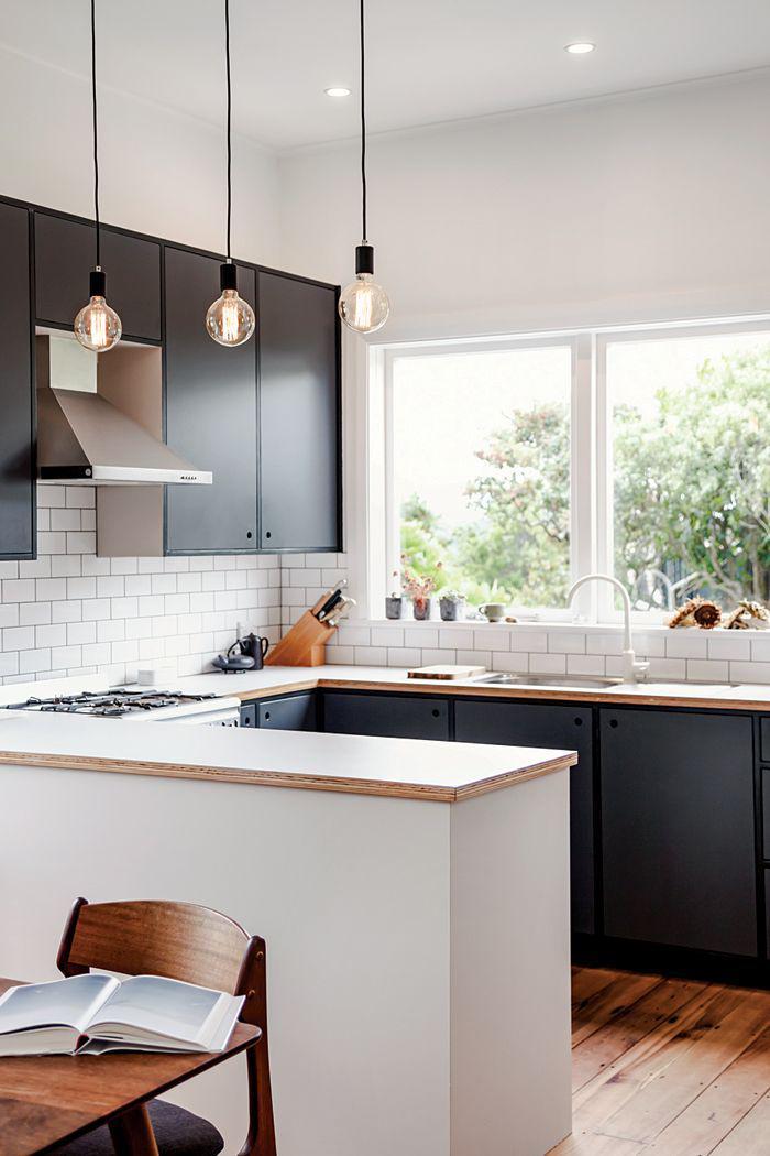 Iδέες σχεδιασμού μικρής κουζίνας37