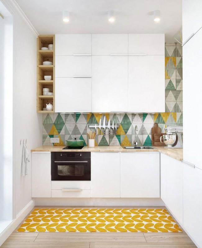 Iδέες σχεδιασμού μικρής κουζίνας4