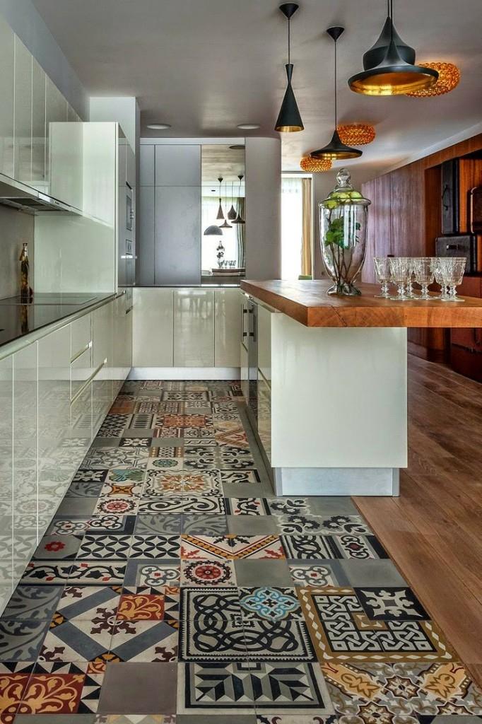 Iδέες σχεδιασμού μικρής κουζίνας41