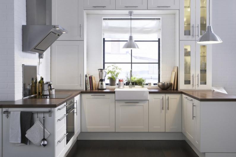 Iδέες σχεδιασμού μικρής κουζίνας44