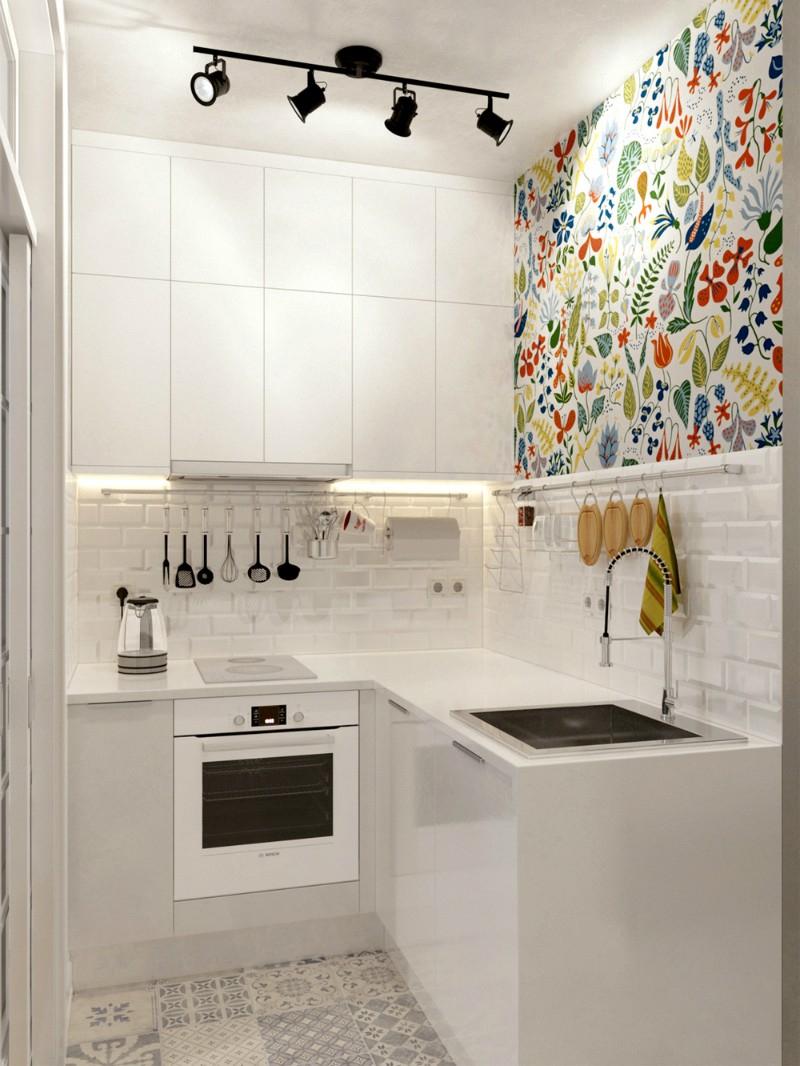 Iδέες σχεδιασμού μικρής κουζίνας47
