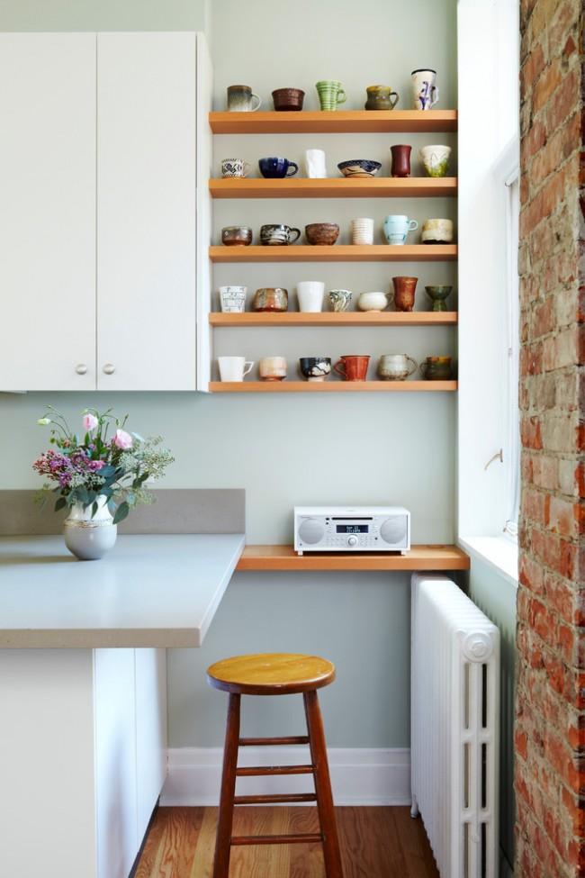 Iδέες σχεδιασμού μικρής κουζίνας5