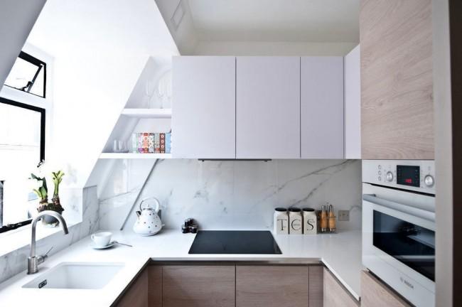 Iδέες σχεδιασμού μικρής κουζίνας6