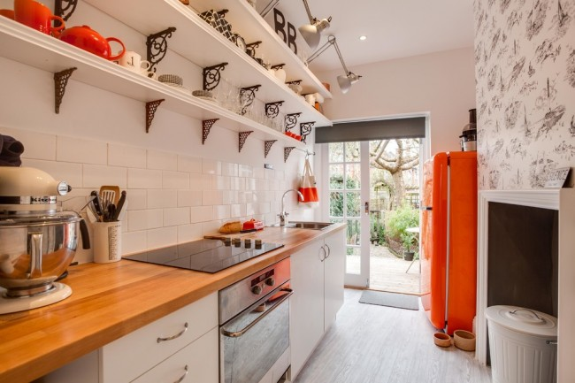 Iδέες σχεδιασμού μικρής κουζίνας8