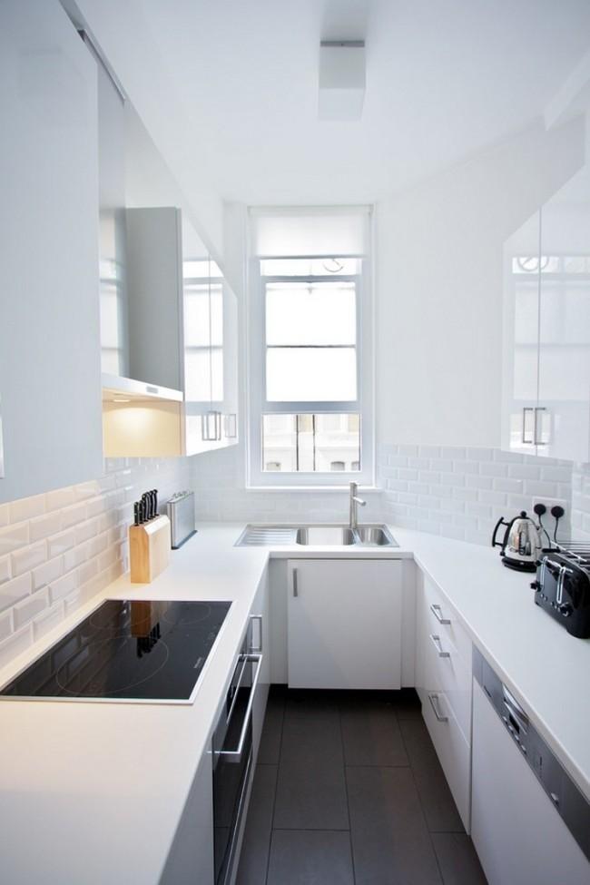 Iδέες σχεδιασμού μικρής κουζίνας9