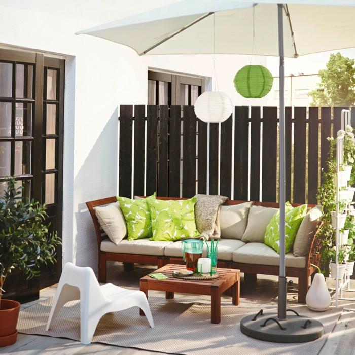 Ikea έπιπλα κήπου11