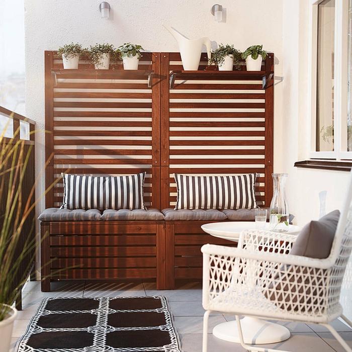 Ikea έπιπλα κήπου2