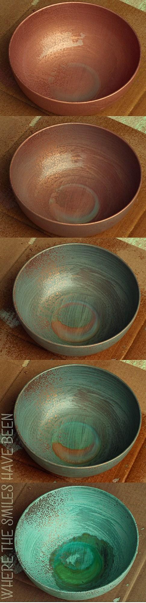 Ιδέες τεχνικής πατίνας και παλαιώσης μετάλλων20