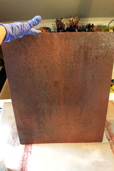 Ιδέες τεχνικής πατίνας και παλαιώσης μετάλλων25