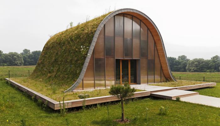 Πράσινη στέγη ιδέες22