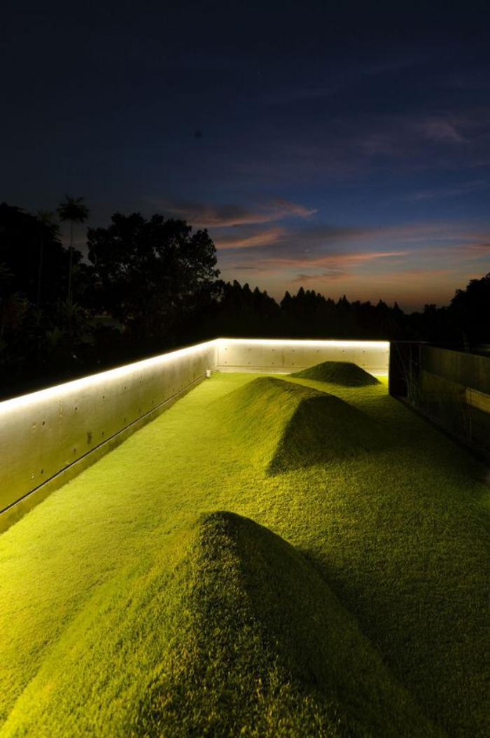 Πράσινη στέγη ιδέες40